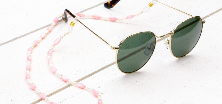 DIY: Sonnenbrillenband Selber Machen