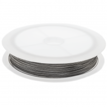 Schmuckdraht (0.35 mm) Silver (25 Meter)