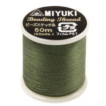 Miyuki Faden (50 Meter) Pine Green