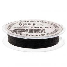 DURAThread (0,08 mm) Black (50 Meter)