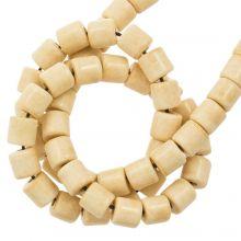 Achat Perlen Gefärbt (4.5 x 4.5 mm) Navajo (90 Stück)