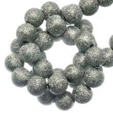 Acrylperlen Stardust (8 mm) Ice Green (180 Stück)