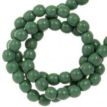 DQ Glaswachsperlen (2 mm) Hartford Green (150 Stück)