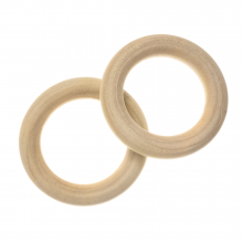Holz Ring