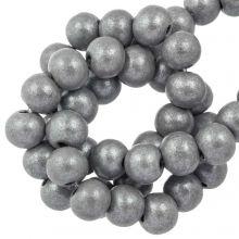 holzperles metallic farbe grey steel