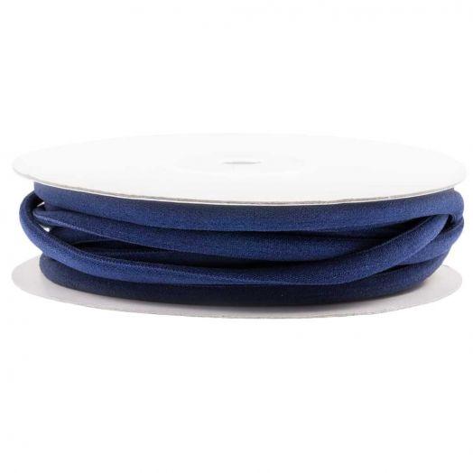 Elastikfaden (5 mm) Dark Blue (8 Meter)