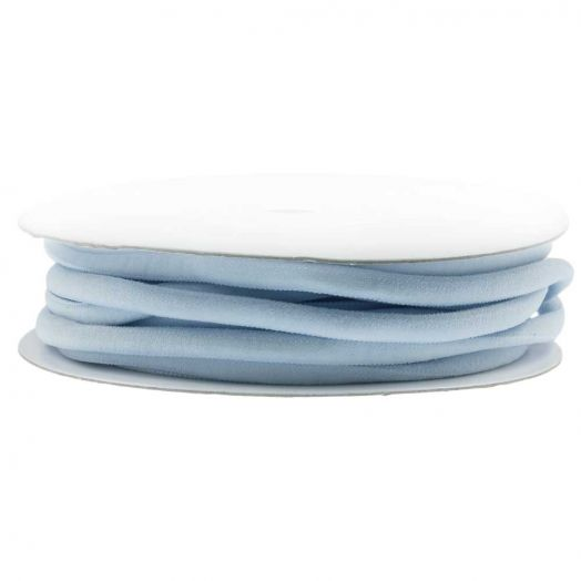 Elastikfaden (5 mm) Touch of blue (8 Meter)