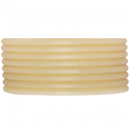 Gummiband Holen (3 mm) Sand (5 Meter)