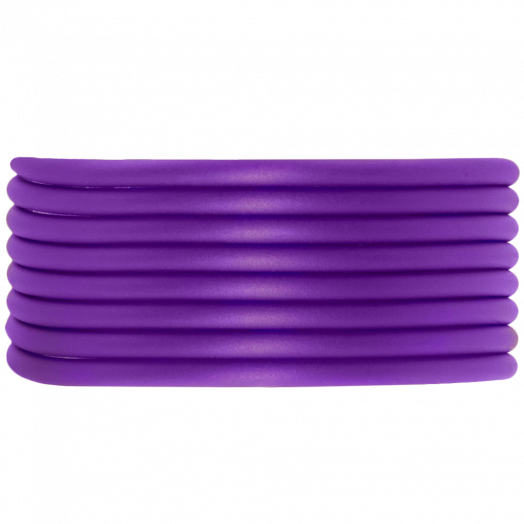 Gummiband Holen (3 mm) Perfect Purple (5 Meter)