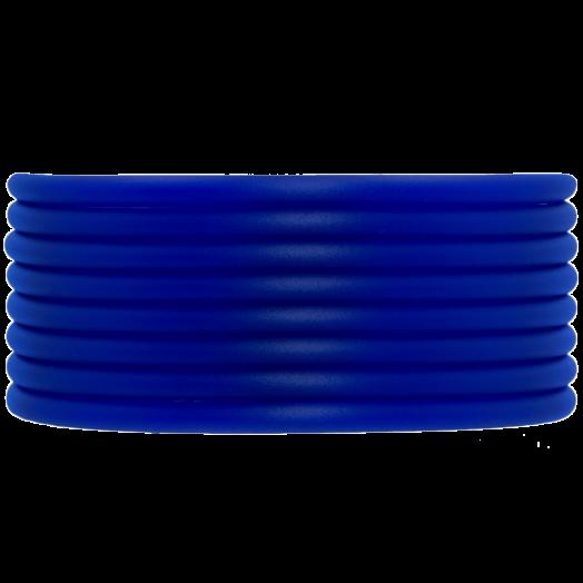 Gummiband Holen (3 mm) Royal Blue (5 Meter)
