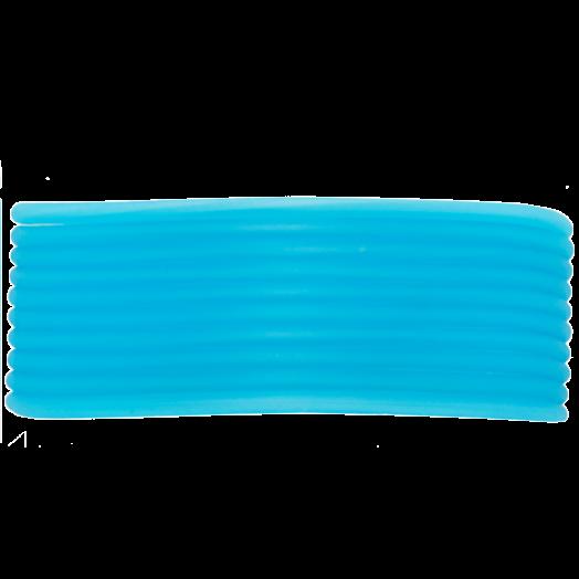 Gummiband Holen (2 mm) Sky Blue (5 Meter)