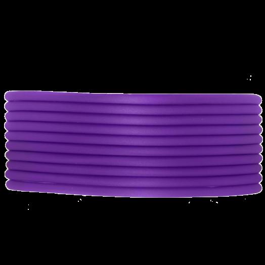Gummiband Holen (2 mm) Perfect Purple (5 Meter)