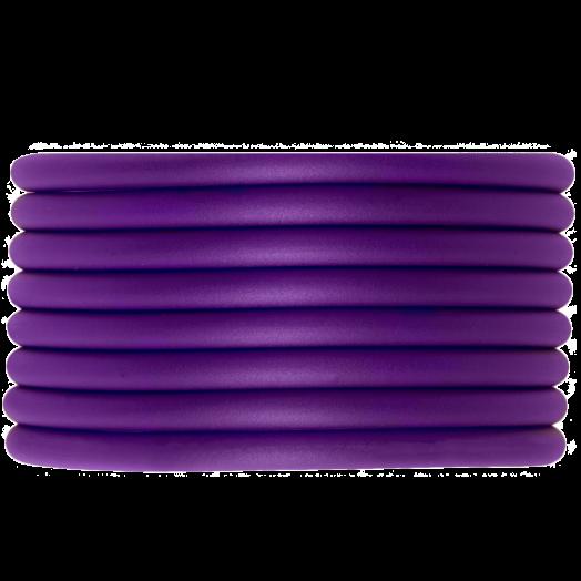 Gummiband Holen (4 mm) Perfect Purple (5 Meter)