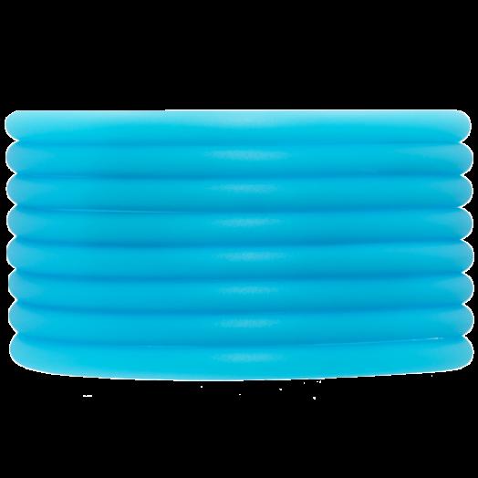 Gummiband Holen (4 mm) Sky Blue (5 Meter)