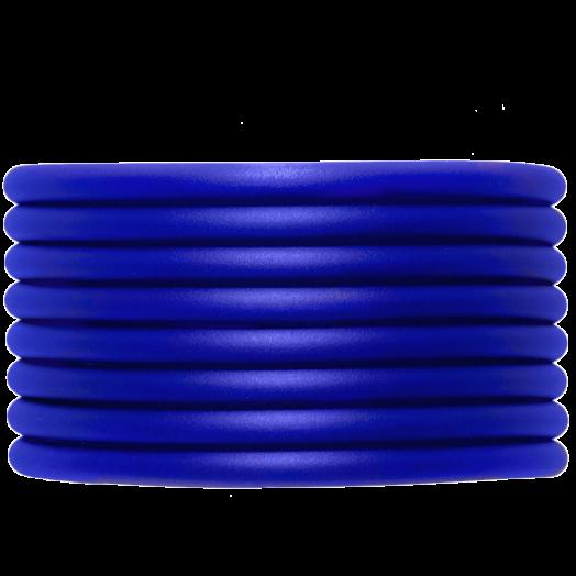 Gummiband Holen (4 mm) Royal Blue (5 Meter)