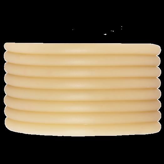 Gummiband Holen (4 mm) Sand (5 Meter)