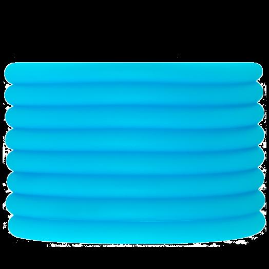 Gummiband Holen (5 mm) Sky Blue (2 Meter)