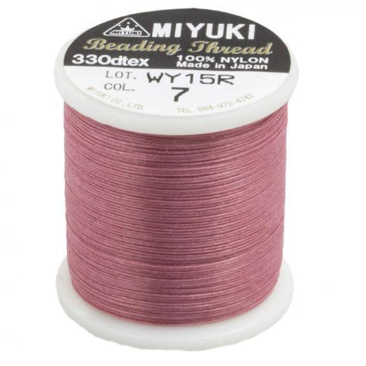 Miyuki Faden (50 Meter) Blush Pink