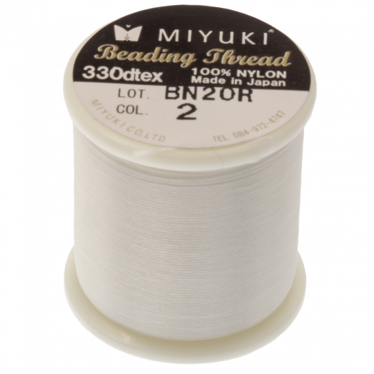 Miyuki Faden (50 Meter) Eggshell