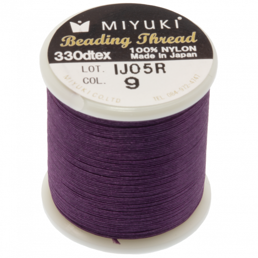 Miyuki Faden (50 Meter) Purple