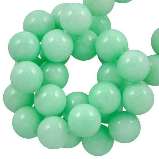 Jade Perlen (8 mm) 45 Stück