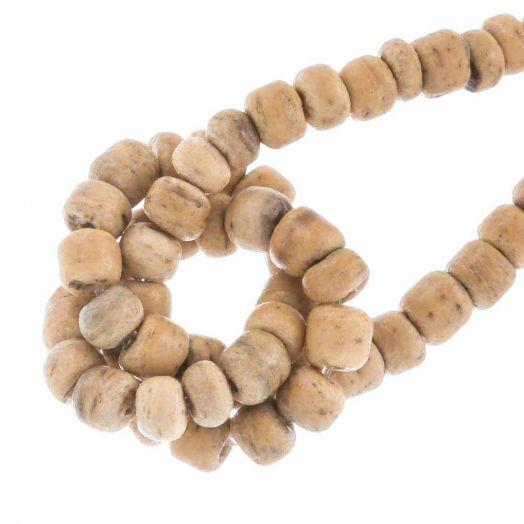 Kokos Perlen (2 -3mm) Natural (110 Stück)