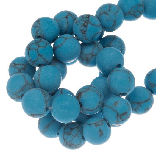 Turquoise Perlen (4 mm) 93 Stück