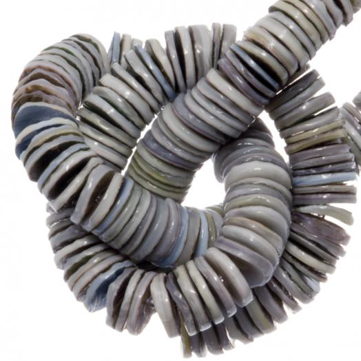 Muschelperlen (4 - 5 mm) Greenshell (165 Stück)