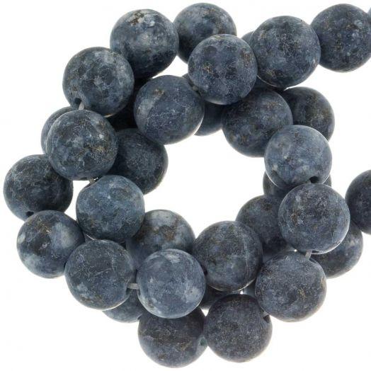 Labradorite Perlen (8 mm) Spruce (50 Stück)