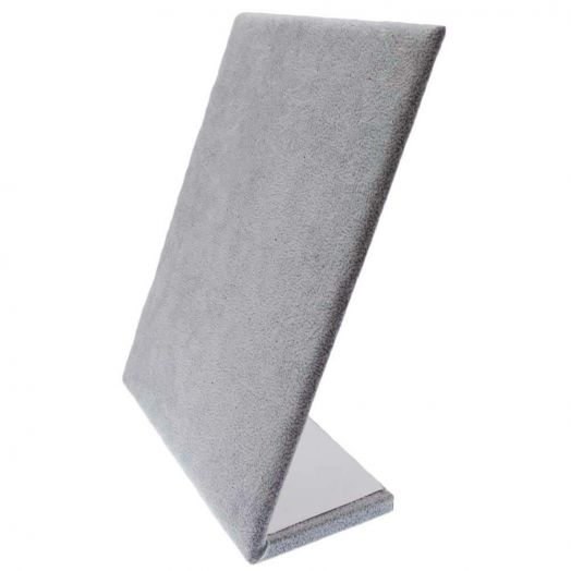 Schmuckdisplay (20 x 25 cm) Velvet Grey (1 Stück)