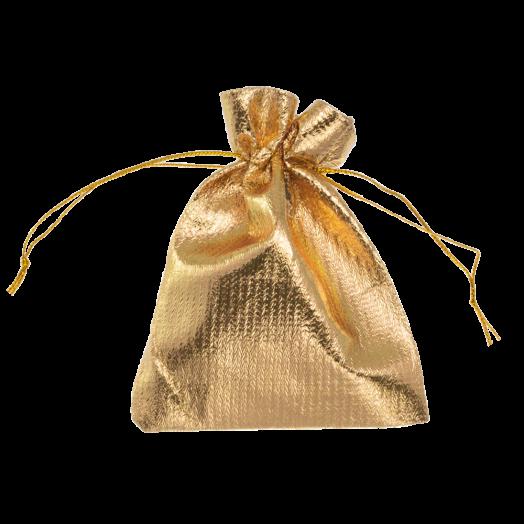 Metallic Beutel (13 x 18 cm) Gold (20 Stück)