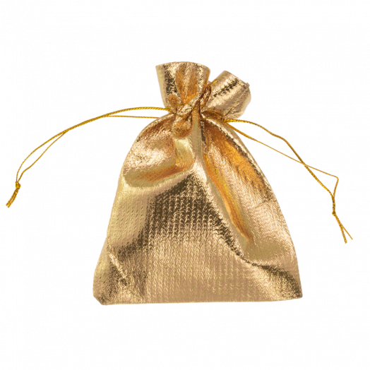 Metallic Beutel (10 x 13 cm) Gold (20 Stück)