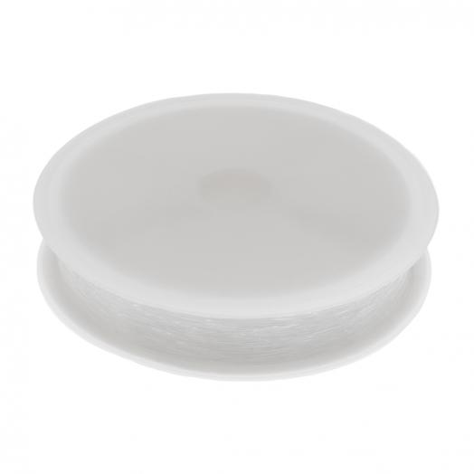 Nylonfaden (0.5 mm) Transparant (25 Meter)