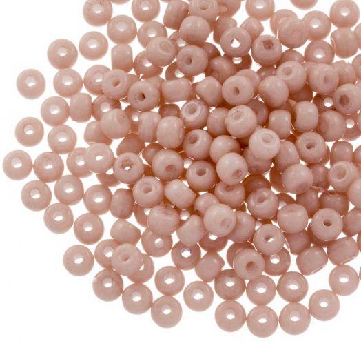 DQ Rocailles (3 mm) Light Rouge (25 Gramm / 600 Stück)