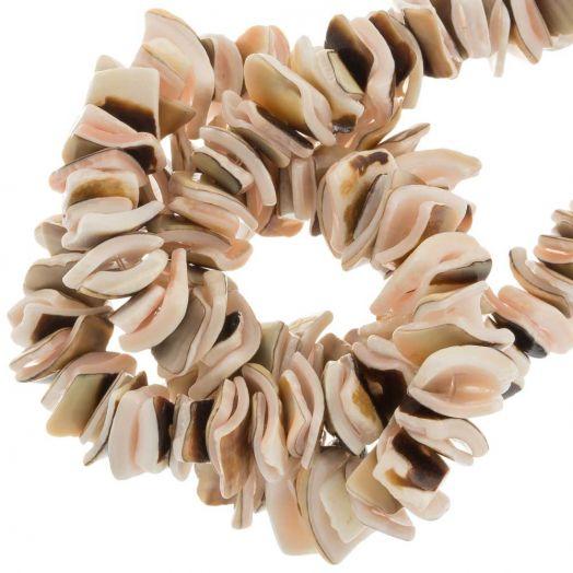 Muschelperlen (7 - 8 mm) Exotica Luanos Shell (180 Stück)