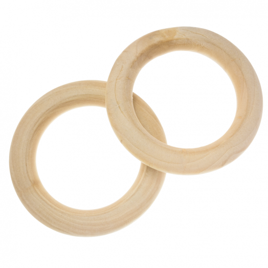 Holz Ring