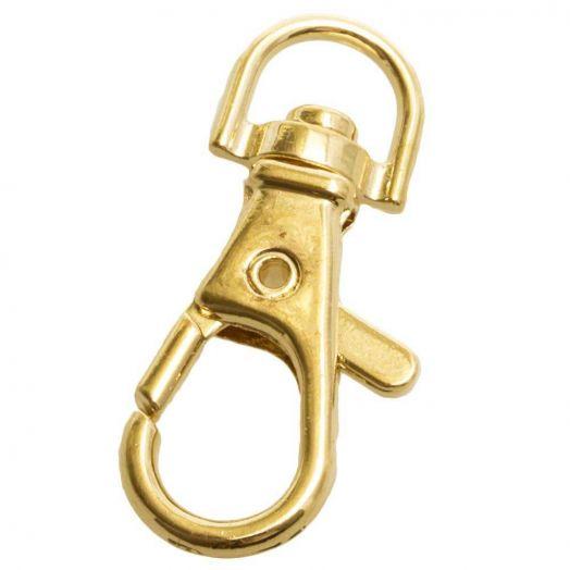 sleutelhanger goud