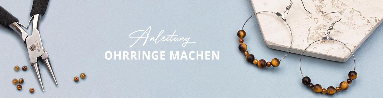 Ohrringe Machen | Dreambeads Online